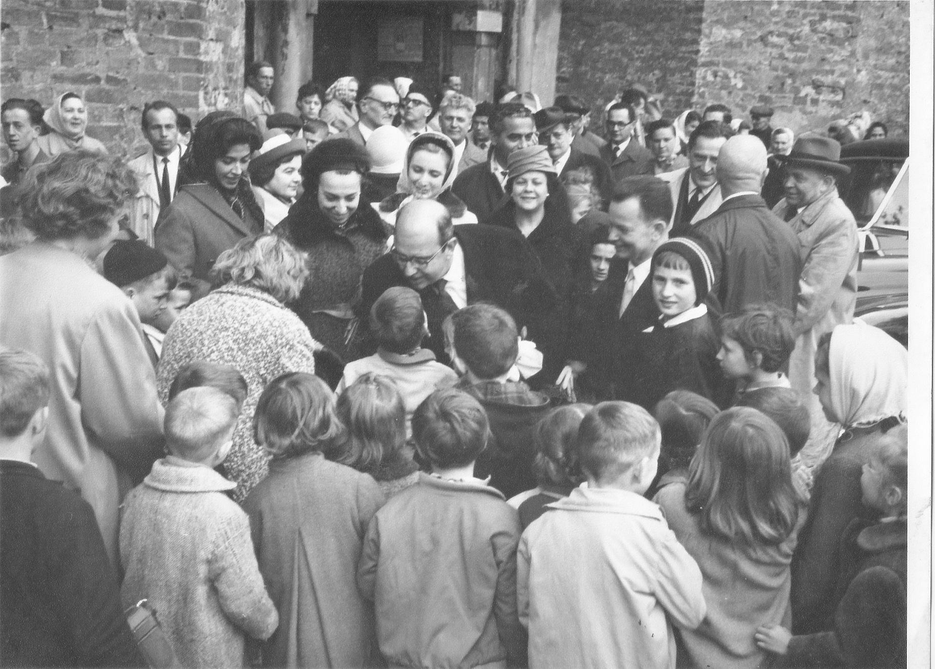 Crianças em Gdansk – 4/1962
