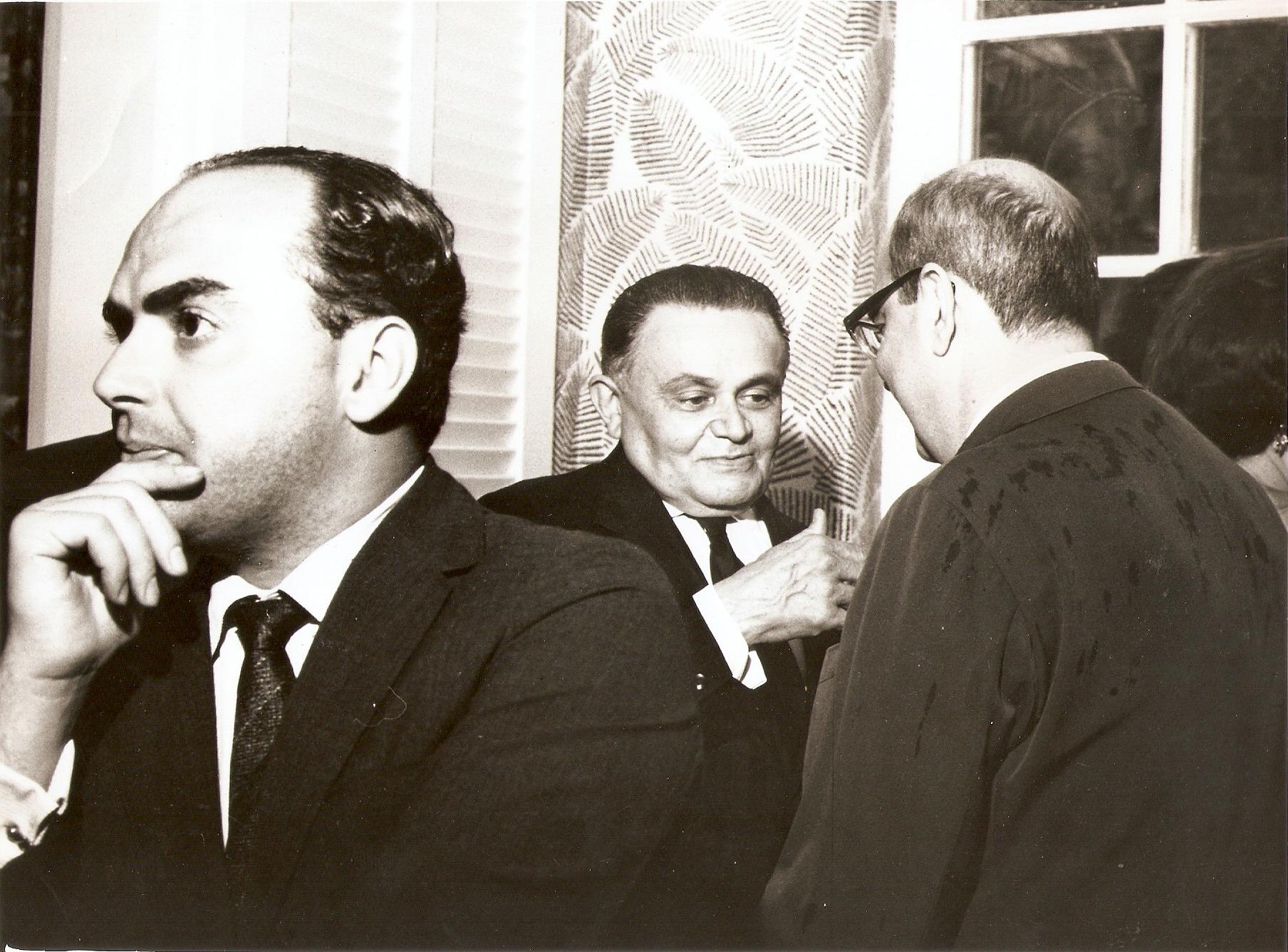 Com o Mal. Castelo Branco – 01/1964