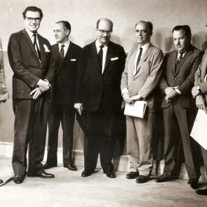 O Gabinete do Ministério da Fazenda - 1963