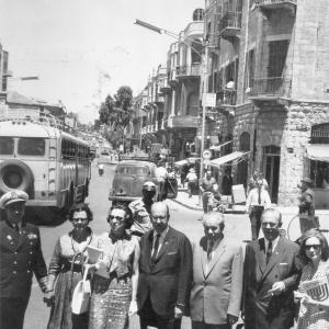 Jerusalem em frente à Prefeitura