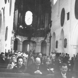 Na Catedral de Cracovia